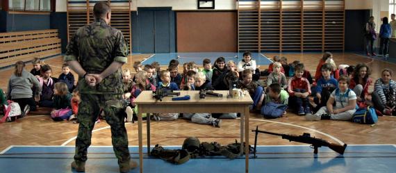 Výchova k vojne